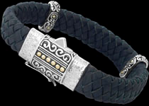 Leather Bracelets - Mens Bracelets
