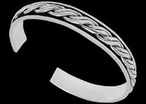 Men's Jewelry - Sterling Silver Bracelets